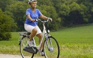 Как правильно сидеть на велосипеде при езде