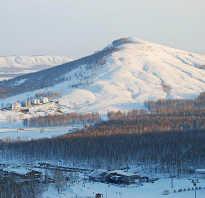 Металлург-Магнитогорск – горнолыжный курорт на озере Банное