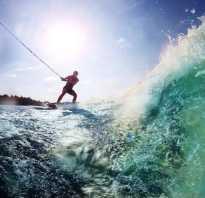 Вейксёрфинг — доступный спорт для молодых и смелых