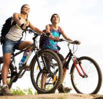 Как велосипед влияет на фигуру