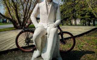Как доехать до пушкина на велосипеде