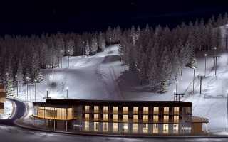 Обзор лучших горнолыжных курортов Карелии