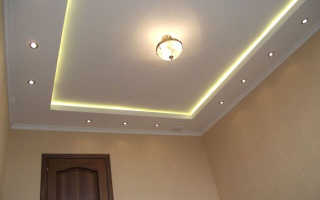 Каркас л образный из гипрока с подсветкой. Делам потолок из гипсокартона с подсветкой своими руками. Сборка потолка с подсветкой из CD-профиля