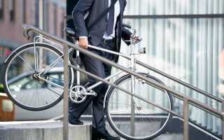 Как велосипед влияет на потенцию