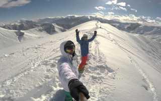Обзор лучших горнолыжных курортов Грузии