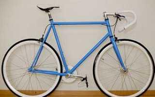 Как перекрасить раму велосипеда