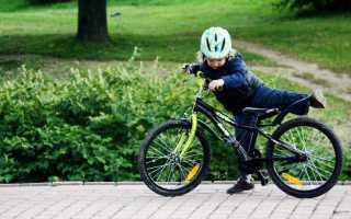 Как научиться ездить на велосипеде ребенку