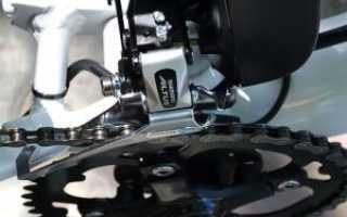 Как настроить передачи на скоростном велосипеде