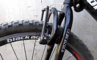 Как поменять жёсткую вилку на велосипеде на амортизационную