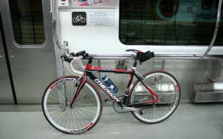 Как беспрепятственно провезти велосипед в метро