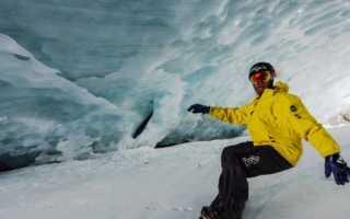 Один из самых именитых в мире сноубордистов приедет в Россию