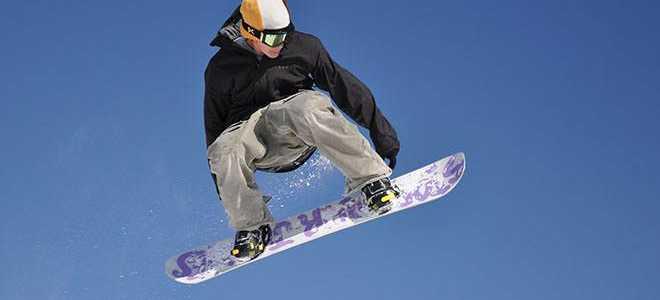 Упражнения на сноуборде для начинающих. Катание на сноуборде