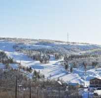 Южный склон – горнолыжный курорт в Мурманске