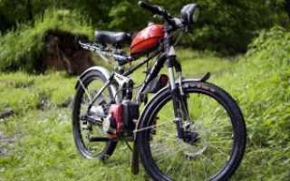 Как велосипед сделать самому