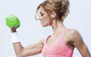 Упражнения для рук с гантелями для женщин – готовимся к лету