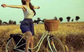 Какая польза от езды на велосипеде для женщин