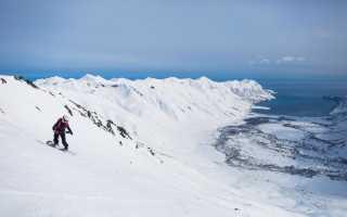 Экстрим-парк – горнолыжный комплекс у Петропавловска-Камчатского