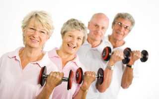 Как самому определить степень необходимой физической нагрузки по возрасту и форме