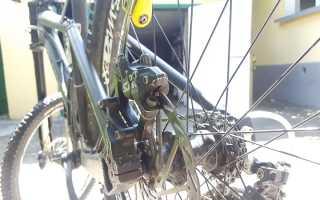 Как отрегулировать гидравлические дисковые тормоза на велосипеде
