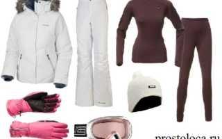 Как выбрать правильный горнолыжный костюм