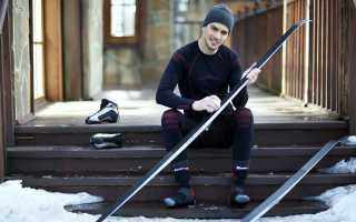 Правильный выбор термобелья для зимних видов спорта