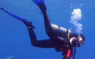 Виды и способы подводного плавания