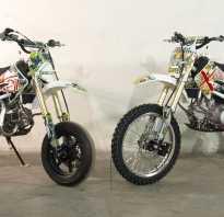 Чем отличается питбайк от кроссового мотоцикла