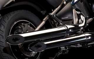 Как сделать глушитель на мотоцикл своими руками