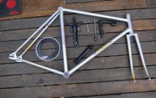 Велосипед как красить