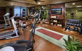 6 вещей, которые необходимы, чтобы организовать домашний мини-спортзал