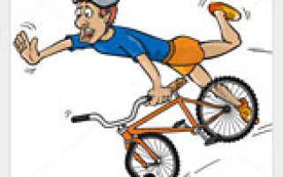 Как проехать на пьяном велосипеде