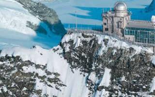 Горнолыжные курорты региона Юнгфрау в Швейцарии ждёт масштабное обновление