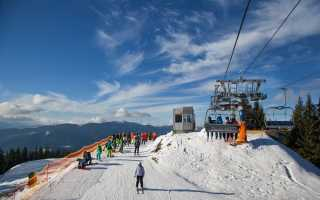 Обзор лучших горнолыжных курортов Мурманской области