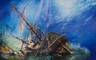 История водолазного дела