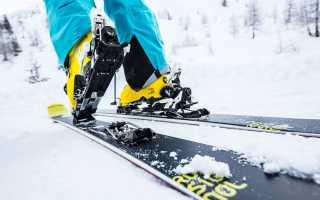 Основные аспекты выбора горнолыжных креплений