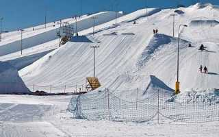 Ново-Переделкино – горнолыжный комплекс в Подмосковье