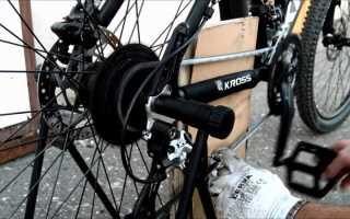Как смазать велосипед