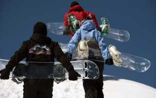 Правильный выбор защиты для сноубордиста