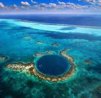 Синие дыры — увлекательное путешествие по подводному миру