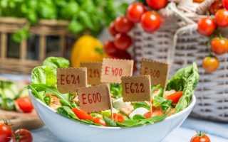 Нужно запомнить: 7 самых опасных «Е-шек», которые добавляют в продукты питания