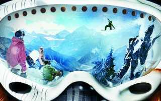 Как выбрать маску для сноубординга
