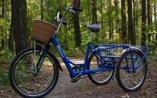 Изготовление трёхколёсного велосипеда с дифференциалом