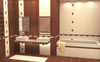 Как правильно выложить плитку вокруг ванной. Укладка плитки в ванной комнате своими руками. Варианты оформления стыка