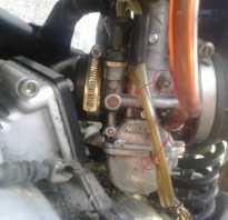 Почему мотор мопеда строчит