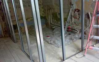 Изготовление стен из гипсокартона. Как изготовить стену из гипсокартона? Виды профиля для перегородок из ГКЛ