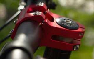 Правильный выбор выноса для руля велосипеда