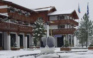 Волен – горнолыжный курорт (Московская область)