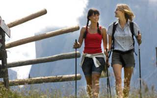 Кому не стоит заниматься скандинавской ходьбой?