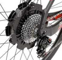 Как на скоростном велосипеде разобрать заднее колесо
