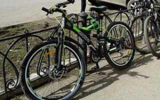 Как выбрать велозамок?